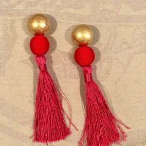 Gorgeous Tassel Earrings!!